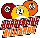 Borderline Billiards Logo
