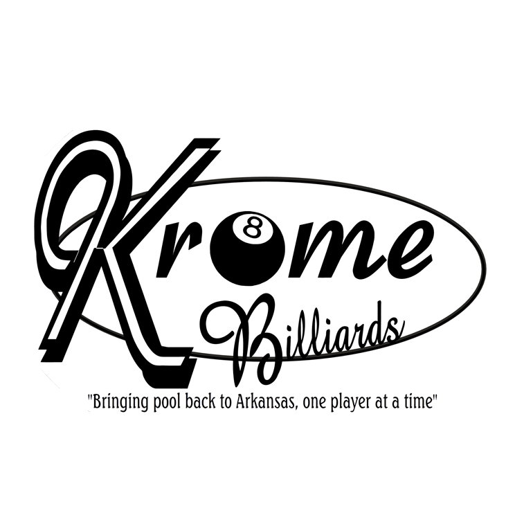 Krome Billiards - Bringing pool back to Arkansas, one player at a time!