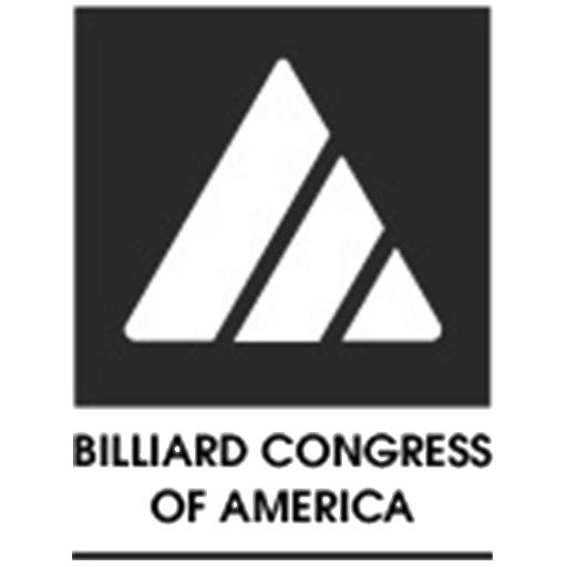 Official Logo Of Billiard Congress Of America