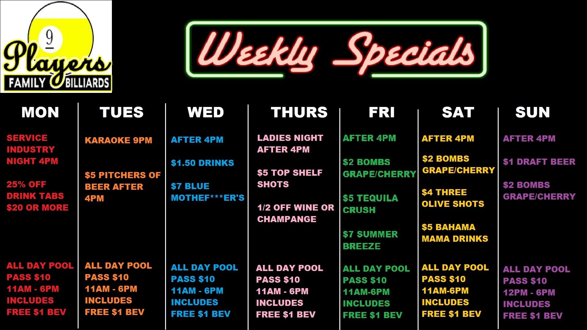 weekly.specials